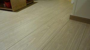 Parquet stratifié - sous-couche fibre de bois